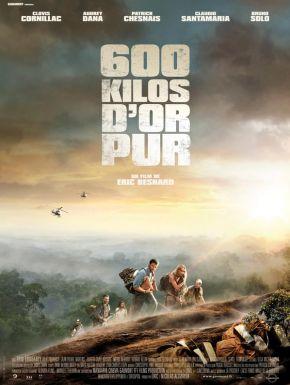600 Kilos D'or Pur DVD et Blu-Ray