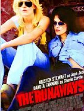 DVD Les Runaways