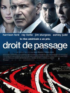 DVD Droit De Passage