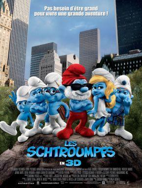 Les Schtroumpfs DVD et Blu-Ray
