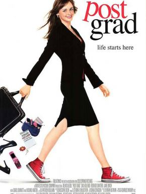 Post-Grad DVD et Blu-Ray