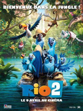 Rio 2 DVD et Blu-Ray