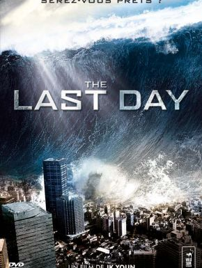Jaquette dvd The Last Day