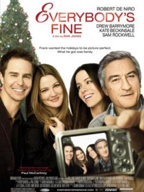 DVD Everybody's Fine