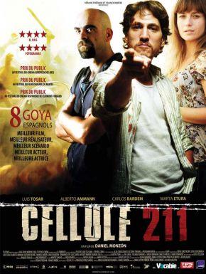 Jaquette dvd Cellule 211