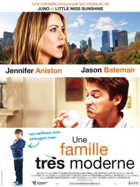 Jaquette dvd Une famille très moderne