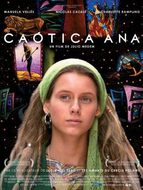DVD Caotica Ana
