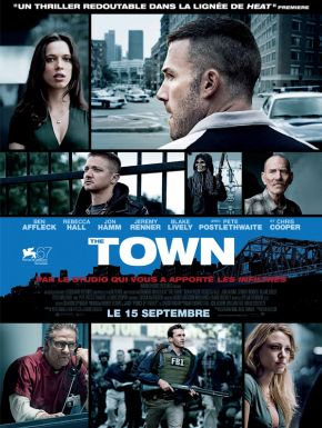 Jaquette dvd The Town