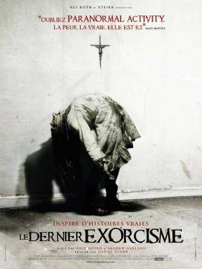 Le Dernier Exorcisme en DVD et Blu-Ray