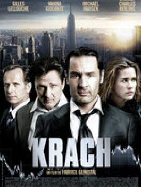 Sortie DVD Krach
