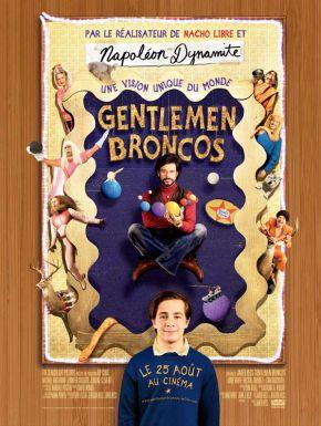 Gentlemen broncos DVD et Blu-Ray