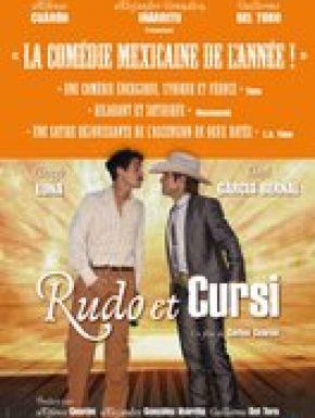 DVD Rudo et Cursi