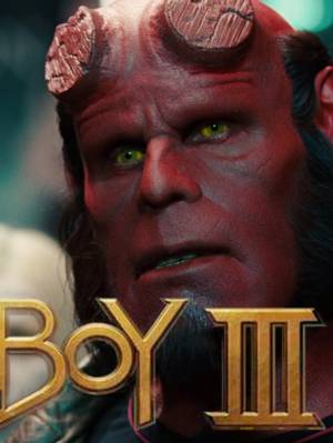 DVD Hellboy 3