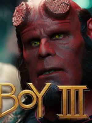 sortie dvd  Hellboy 3