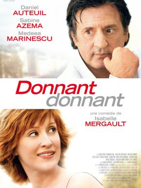 Donnant Donnant DVD et Blu-Ray