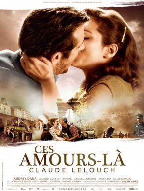 sortie dvd  Ces Amours-là