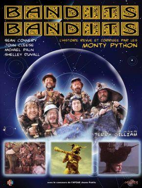 Sortie DVD Bandits, Bandits