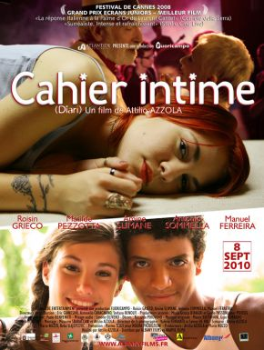 DVD Cahier intime