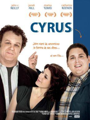 Jaquette dvd Cyrus