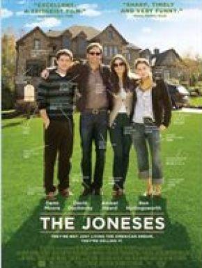 Sortie DVD La Famille Jones