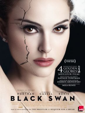 Black Swan DVD et Blu-Ray
