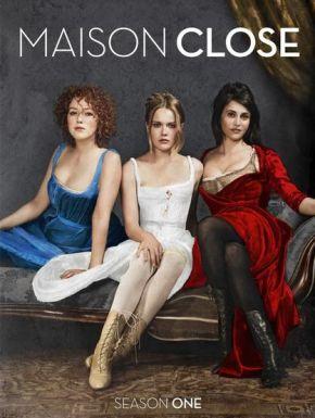 DVD Maison Close - Saison 1