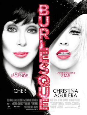 DVD Burlesque