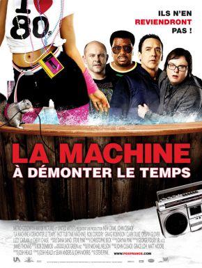 Sortie DVD La Machine à Démonter Le Temps