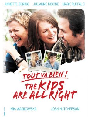sortie dvd	  Tout va bien - The Kids Are All Right