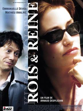 Rois et reine DVD et Blu-Ray