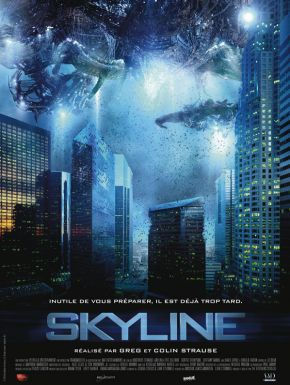DVD Skyline