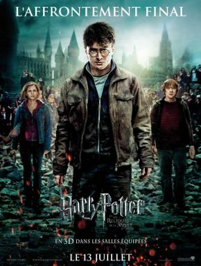 Jaquette dvd Harry Potter Et Les Reliques De La Mort - Partie 2