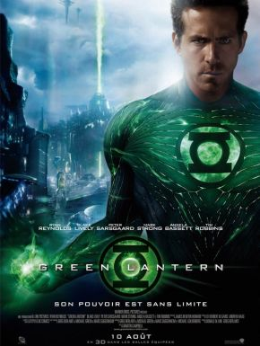 Green Lantern DVD et Blu-Ray