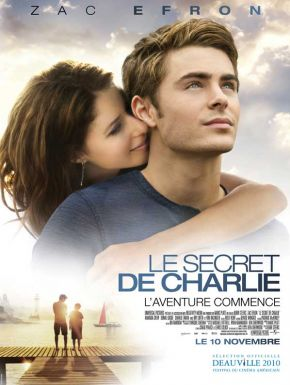 Le Secret De Charlie DVD et Blu-Ray