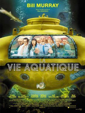 Sortie DVD La Vie aquatique