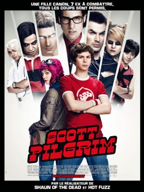 DVD Scott Pilgrim