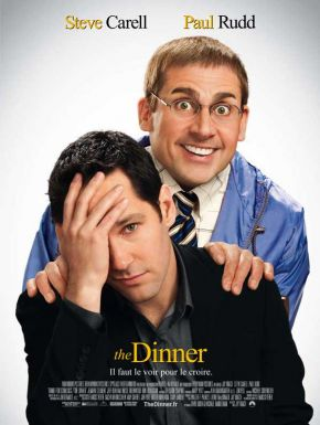 Jaquette dvd The Dinner