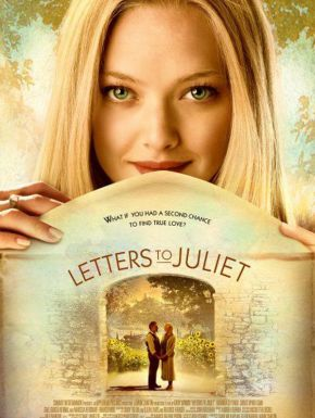 Sortie DVD Letters to Juliet