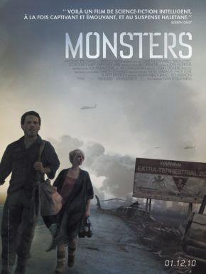 sortie dvd  Monsters