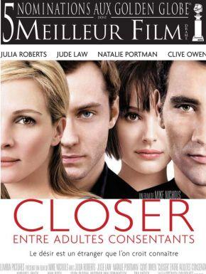 Sortie DVD Closer