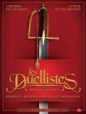 Sortie DVD Les Duellistes