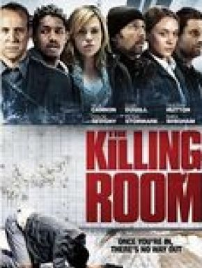 The Killing Room DVD et Blu-Ray