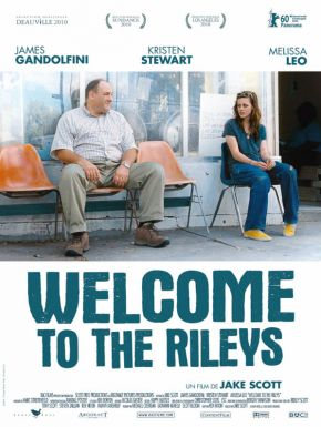 DVD Welcome to the Rileys