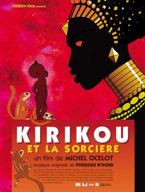 Sortie DVD Kirikou et la sorcière