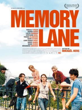Jaquette dvd Memory Lane