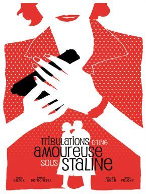 Jaquette dvd Tribulations D'une Amoureuse Sous Staline