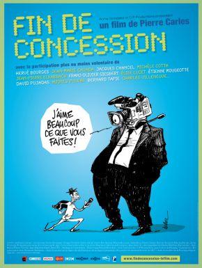 Jaquette dvd Fin De Concession