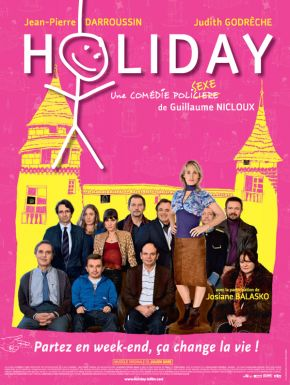 sortie dvd	  Holiday