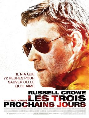 Sortie DVD Les Trois Prochains Jours