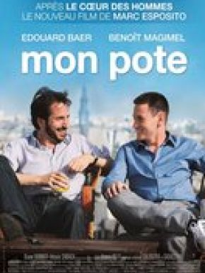 sortie dvd  Mon pote